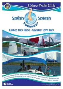 Splish Splash Ladies Day Race 2015