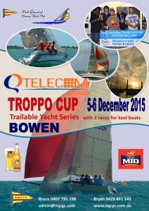 December Troppo Cup  Flyer