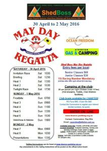 May Day Regatta