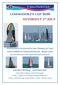 COMMODORES CUP-1