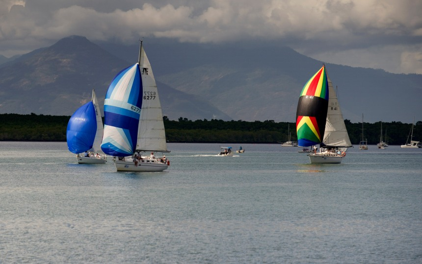 Sail Cairns Spinnakers