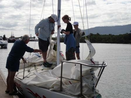 CCYS Keel boat training