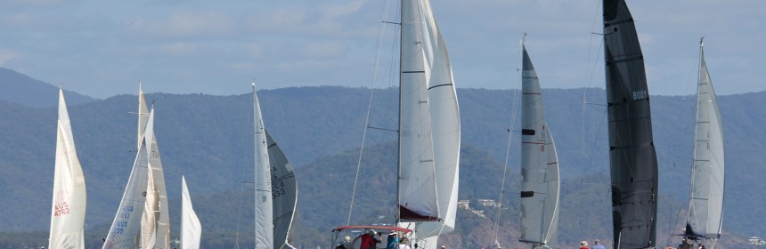 Dick cater series – race 5 inlet/bay race sat 8th sep 2018.