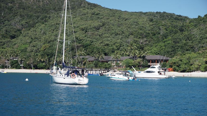 Fitzroy Island Race Oct16 - 11