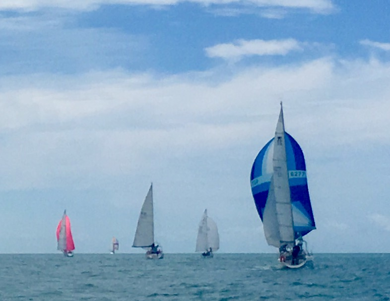Downwind fleet
