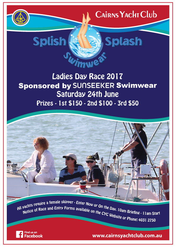 Splish Splash Ladies Race 24.6.17