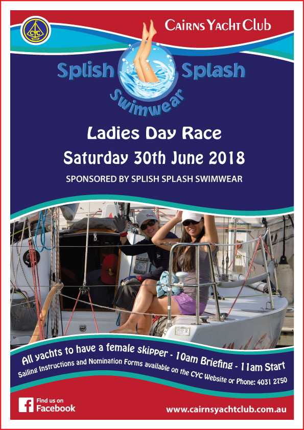 Ladies Day June 2018 Poster